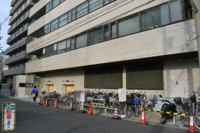 【外観】堺東駅前ビル! 84坪! 1F テナント