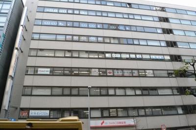 【外観】堺東駅前ビル 6階! 約20坪テナント