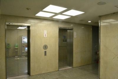 【ロビー】堺東駅前ビル 6階! 約20坪テナント