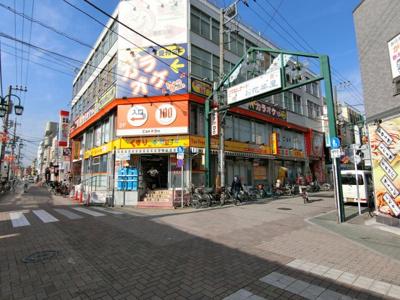 【周辺】レックスお花茶屋ツインレジデンスウエスト