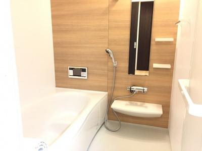 【浴室】リヴェール コート
