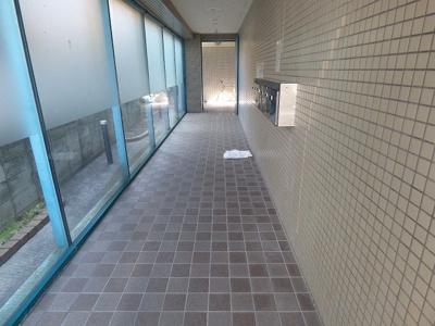 【エントランス】サンライズオクノ