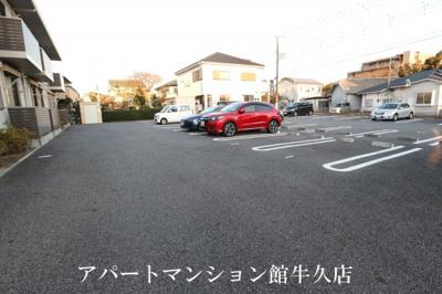 【駐車場】サニーフラット
