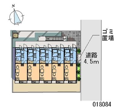【地図】サンルーチェ