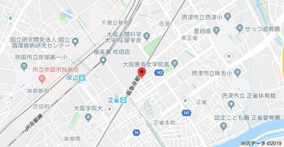 【地図】スタティオⅡ A