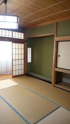 【和室】鳥取市秋里中古戸建て 二世帯向け