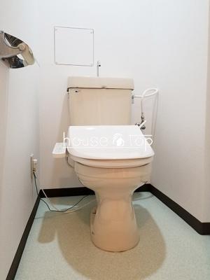【トイレ】サンパレス甲子園(甲子園・鳴尾北小・鳴尾中学校区)