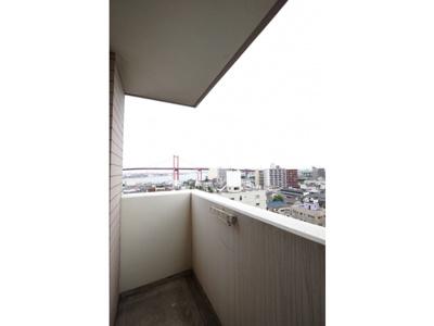 【バルコニー】トーケン設計戸畑駅前Ⅱ