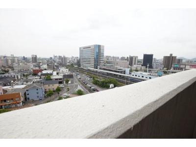 【展望】トーケン設計戸畑駅前Ⅱ