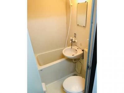 お風呂です ※仕様が異なる場合は現地を優先します。