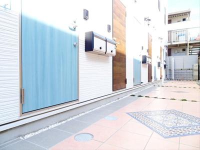 【エントランス】ミハス初台