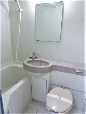 【浴室】サンルミエール