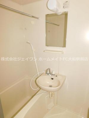 【浴室】レオパレスABS