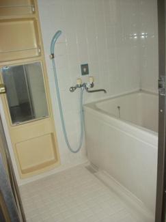 【浴室】岡村住宅