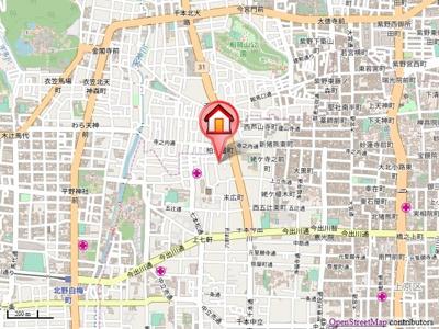 【地図】GANESHA994(ガネーシャ994)