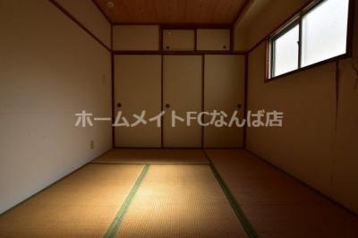 【寝室】アリタマンション日本橋