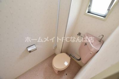 【トイレ】アリタマンション日本橋
