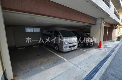 【駐車場】キャピタル西長堀