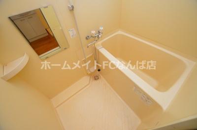 【浴室】ブリリアントコート心斎橋イースト