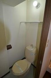 【トイレ】ハイツポロウニア