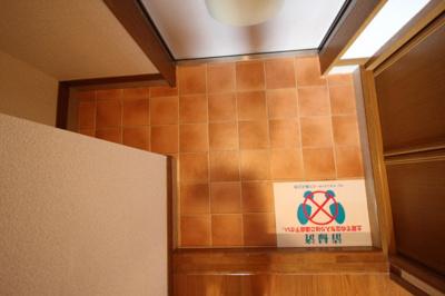 【玄関】ベルドミール末広Ⅲ番館