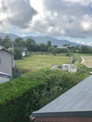 【展望】糸島市二丈田中