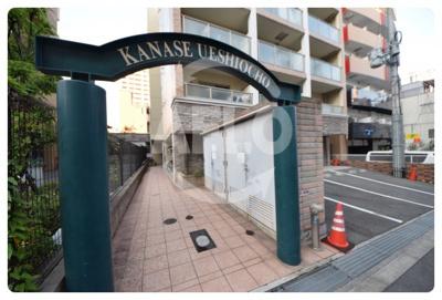 カナセ上汐町 エントランス