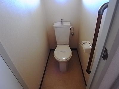 【トイレ】ハピネス39