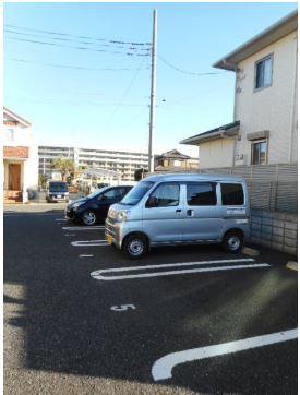 【駐車場】クレッシェンド