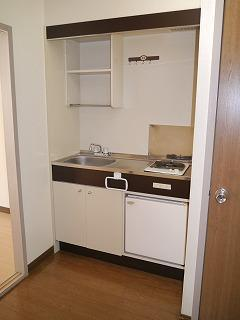 【玄関】レストハウス