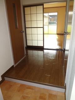【浴室】レストハウス