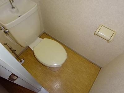 【トイレ】ピアドールハーレクィーン