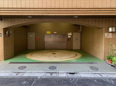【駐車場】MFビル駐車場