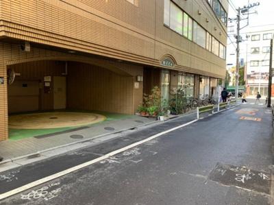 【周辺】MFビル駐車場