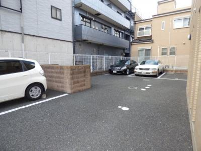 【駐車場】ラ ドルチェ