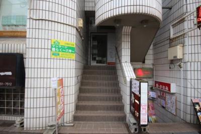 【エントランス】ロータリー六甲