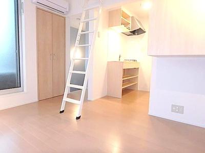 【居間・リビング】GRAND HOUSE 中板橋