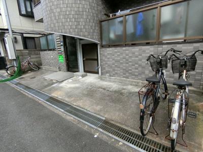 【その他共用部分】飯島ハイツ