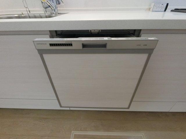 食洗器付きです。 洗い物が多い時に大変便利です。 時短につながります。 ※参考画像になります。