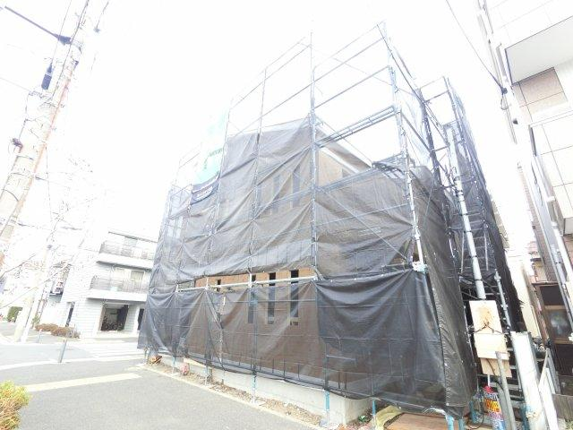 令和2年4月末完成予定地。令和2年1月12日現在の写真。 JR京浜東北線「石川町」駅バス17分・「大鳥中学校前」バス停徒歩1分の好立地。 静かに暮らしたい方にお勧めです。