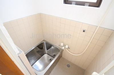 【浴室】池之上貸家