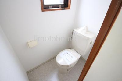 【トイレ】池之上貸家