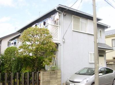 【外観】永福2丁目賃貸住宅