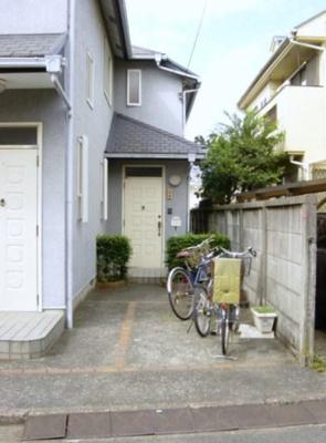【エントランス】永福2丁目賃貸住宅