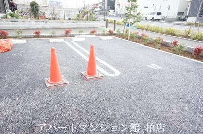 【駐車場】フェリーチェおおたかの森Ⅱ
