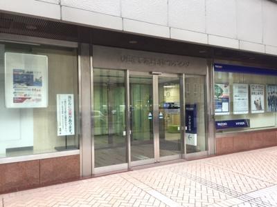【外観】秋田東京海上日動ビルディング