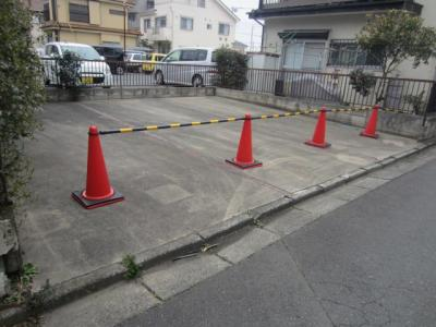 【外観】東狭山ヶ丘2丁目_売地
