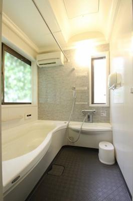 【浴室】瀬戸ハイム4丁目貸家