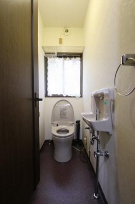 【トイレ】瀬戸ハイム4丁目貸家