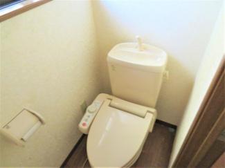 1階のおトイレです。